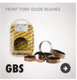 Front Fork Guide Bushes - GBS