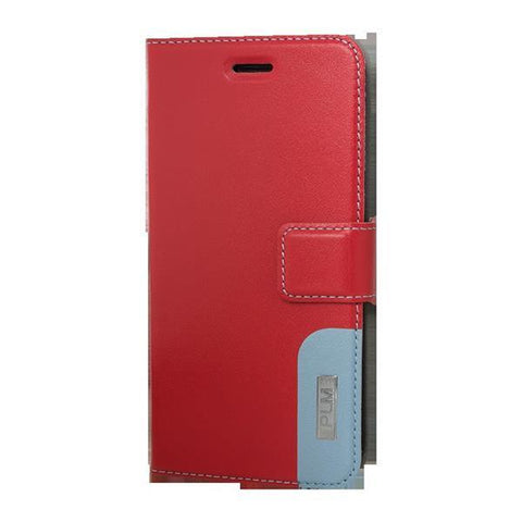 PLM Wallet Case Iphone 6 Red