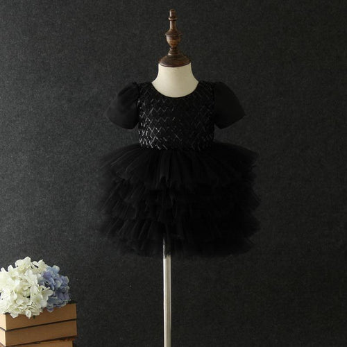 Sophie Dress ~Black