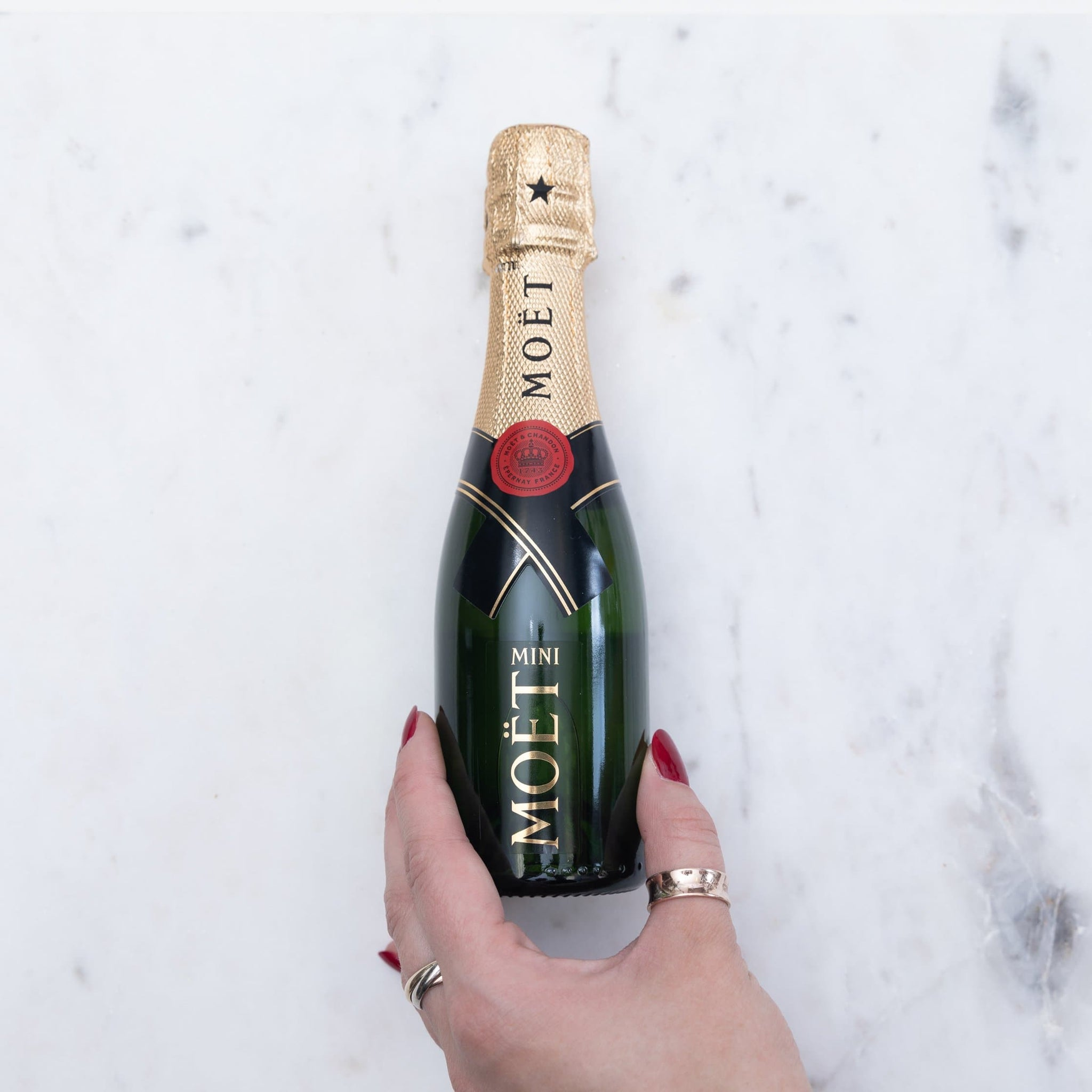 MOET AND CHANDON CHAMPAGNE BRUT PICCOLO