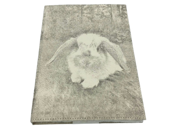 Journal - Canvas - Rabbit