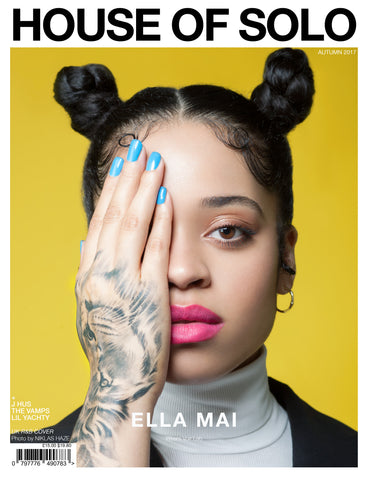 HOUSE OF SOLO SUMMER ISSUE 2017- ELLA MAI COVER (DIGITAL)