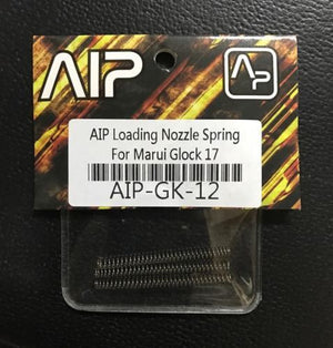 AIP 120% Loading Nozzle Spring For Marui G17 Tactical Airsoft #AIP-GK-12