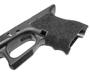 Armsaholic Custom T-style Lower Frame For Marui 26 Airsoft GBB - Black