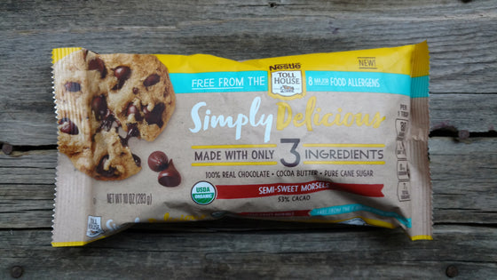 Nestle Toll House Organic Semi-Sweet Chocolate Chips (/10oz)