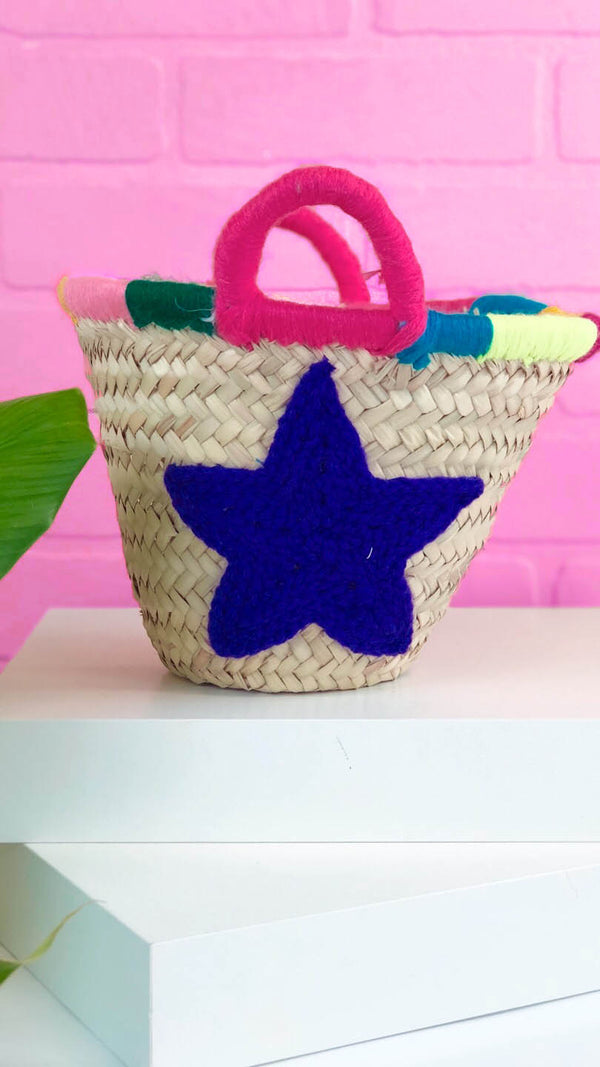 Astrid Star Wrap Mini Tote