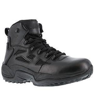 "Reebok RB8688 Men's Rapid Response RB Stealth 6"" Waterproof Boot with Side Zipper"