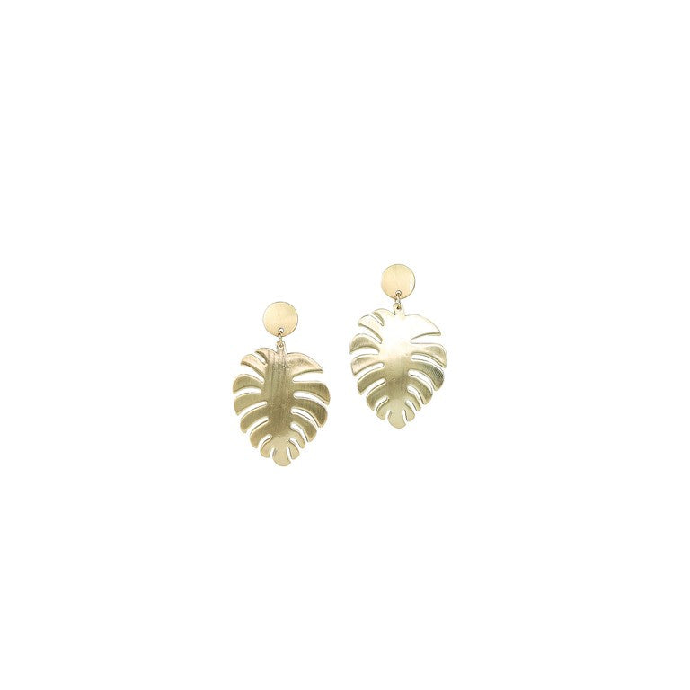 Earrings Trinidad Gold
