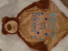 Brown Bear Comforter
