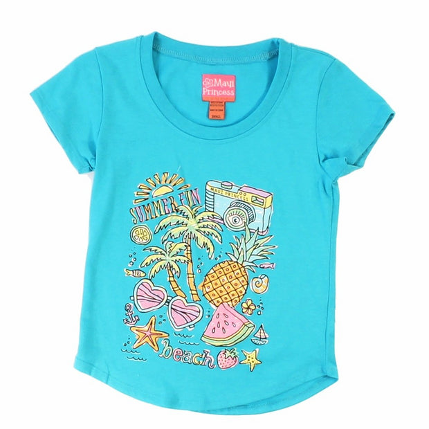 Summer Fun Girls T-Shirts