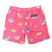 Donut Craze Mens Pool Short