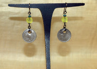 Antique Afghanistan Earrings by Ruth!