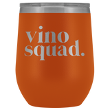 Vino Squad Insulated Wine Tumbler