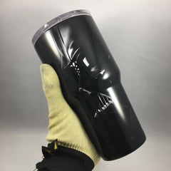 Darth Vader Tumbler, Personalized Tumbler, Custom 30oz Be Seen Designs Tumbler Fully Wrap