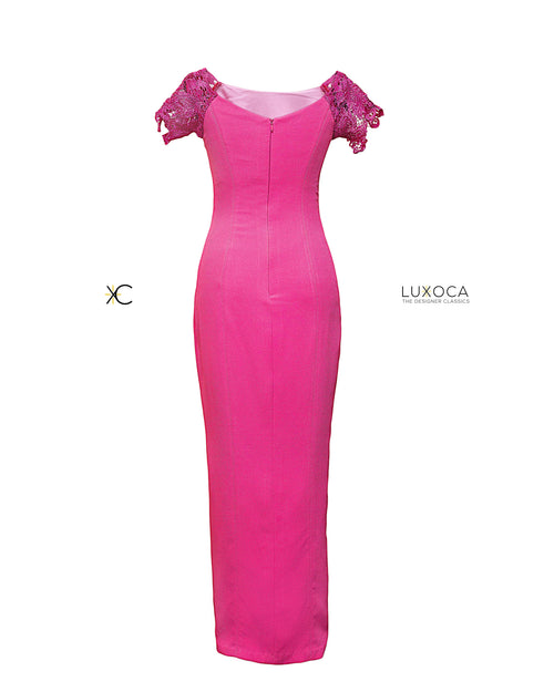 House of Damaris Pink Dress