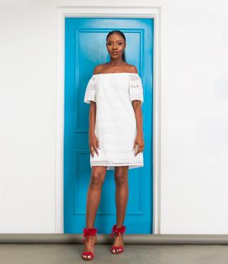 Viva La Vie White Dress