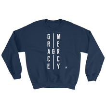 Grace and Mercy Zipper Sweatshirt