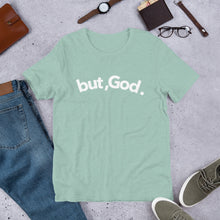 but, God - Short-Sleeve Unisex T-Shirt (Multiple Colors Available)