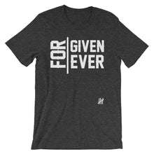 """Forgiven Forever"" Unisex short sleeve t-shirt"