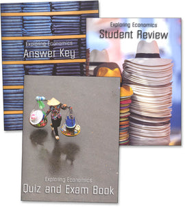 Exploring Economics Student Review Pack (Updated 2016 Edition)