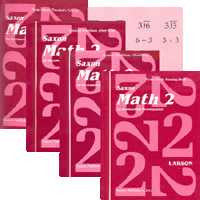 Saxon Math 2 Kit