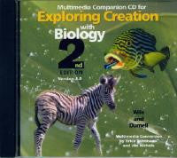 Apologia Exploring Creation with Biology 2nd Edition Companion CD
