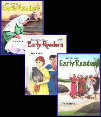 Bible Stories for Early Readers Set