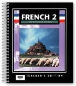 BJU Press French 2 Teacher's Edition, 1st ed.