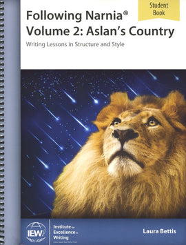 Following Narnia Volume 2: Aslan's Country (Student Book Only)
