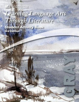 LLATL Gray Student Activity Book 3rd Edition