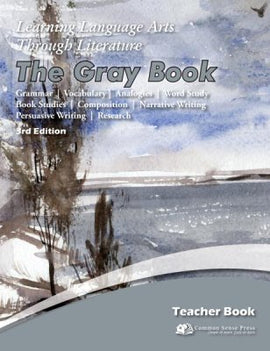 LLATL Gray Book Teacher's Edition (8th grade skills) 3rd Edition