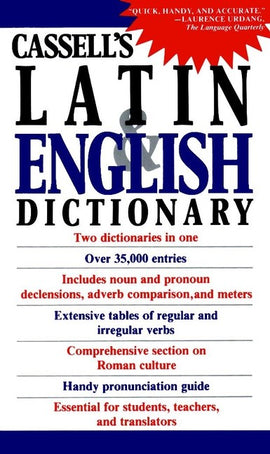 Cassell's Latin English Dictionary