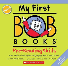 My First Bob Books (Pre-Reading Skills)