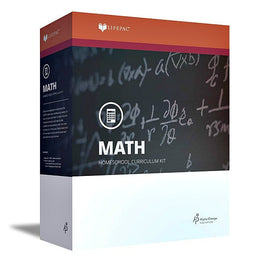 Alpha Omega LIFEPAC 10th Grade - Math - Geometry - Complete Set