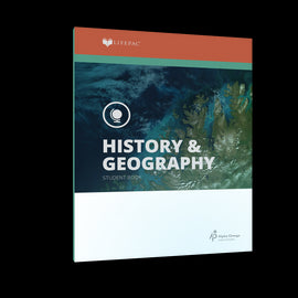 Alpha Omega LIFEPAC 11th Grade - History/Geography - Set of 10 Workbooks