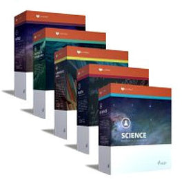 LIFEPAC Set - 9th Grade (5 subjects)