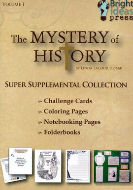 Mystery of History Volume 1 Super Supplemental Collection on CD-Rom (Single Family License)