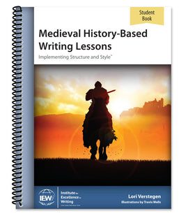 Medieval History-Based Writing Lessons, Fifth Edition (Student Book only)