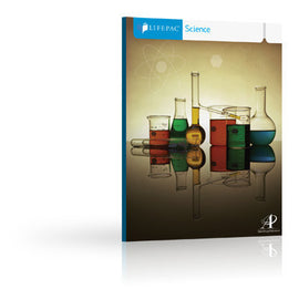 Lifepac 6th Grade Science Set of 10 Workbooks