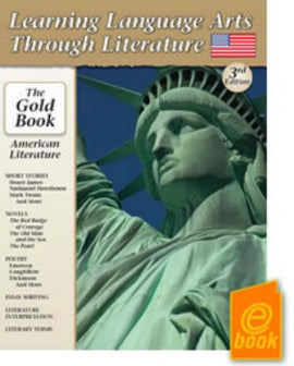 LLATL Gold E-Book - American Literature - Teacher/Student Edition 3rd Edition