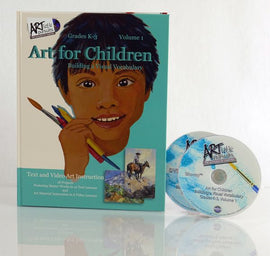 Artistic Pursuits K-3 Vol.1 ART FOR CHILDREN, Building a Visual Vocabulary