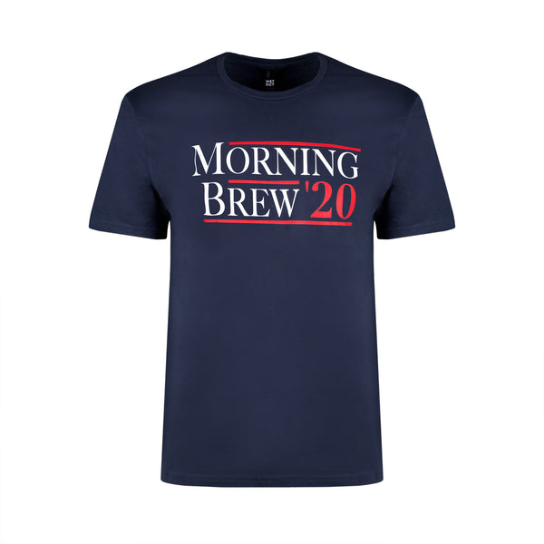 Morning Brew 2020 T-shirt (Mens)