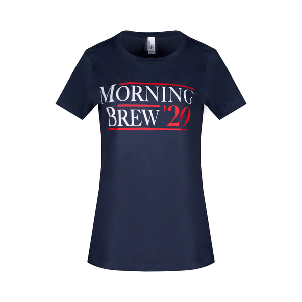Morning Brew 2020 T-shirt (Women's)
