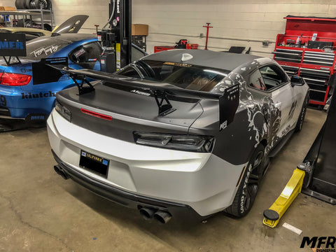 Chevrolet Camaro Wing (2017-2018) - MFR Engineering