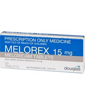 Melorex 15mg (NZ Only)