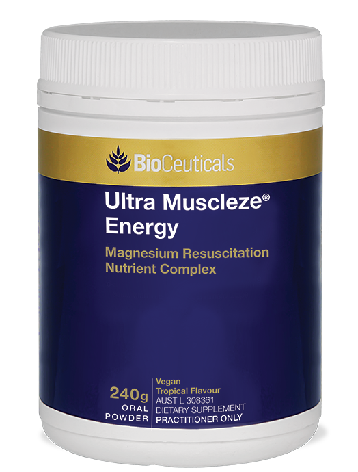 Bioceuticals Ultra Muscleze Energy