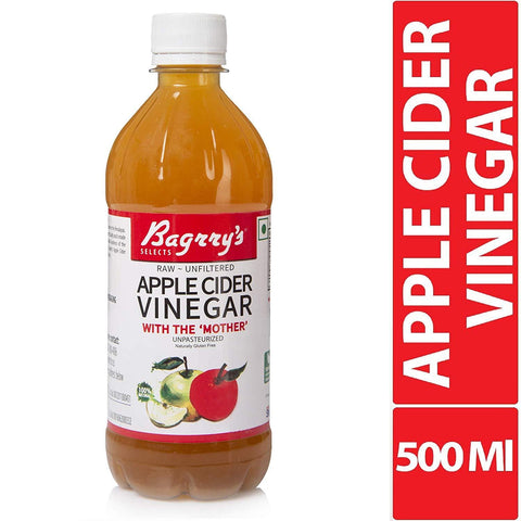 Bagrry's Apple Cider Vinegar - 500ml