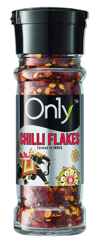On1y Chilli Flakes 34 gm
