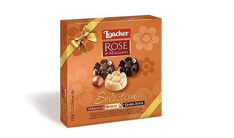 Loacker Rose Of The Dolomites Selection, 150gm