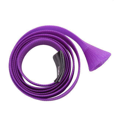 Fish-Trapp Accessories Purple Fishing Rod Protective Cover